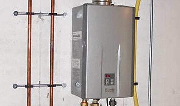 On-Demand Water Heater